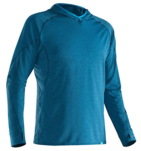 (NRS Men's H2core Silkweight Pullover Hoodie)