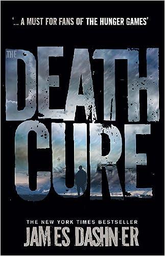 Maze Runner Death Cure Ebook