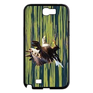 Samsung Galaxy Note 2 N7100 Eagle Phone Back Case DIY Art Print Design Hard Shell Protection FG061586