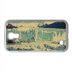 Perito Moreno Glacier Watercolor style Cover Samsung Galaxy S4 I9500 Case (Mountains Watercolor style Cover Samsung Galaxy S4 I9500 Case)