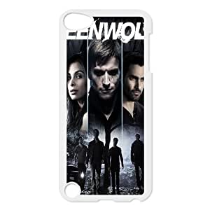 WJHSSB Customized Print Teen Wolf Pattern Hard Case for iPod Touch 5