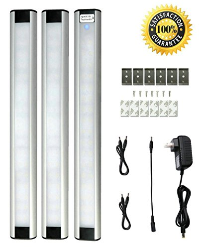 LED Under Cabinet Lighting Kit, BLISS B03 Super Bright 3