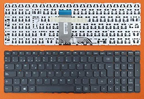 Teclado para PORTATIL Lenovo IDEAPAD 700 80RU00FEUS EN ESPAÑOL SIN Marco
