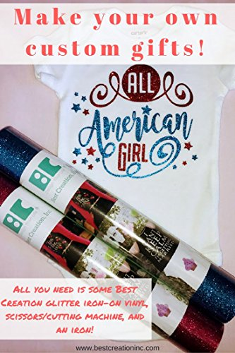 """Heat Transfer Vinyl- 12"""" x 24"""" Each roll (2 Rolls Package)- for Custom Designs, T-Shirts, Home Decor, Crafts, Easy to Cut, Weed, Transfer-Compatible with All Cutting Machines (Navy Blue)"""