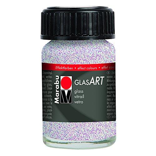 Marabu Glasart 15Ml-Glitter Iridescent from MARABU CREATIVE COLOURS