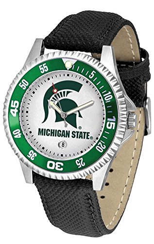 Michigan State Spartans Competitor Men's Watch ()