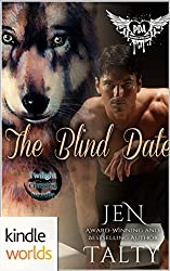 Paranormal Dating Agency: The Blind Date (Kindle Worlds Novella) (A Twilight Crossing Novella Book 1)