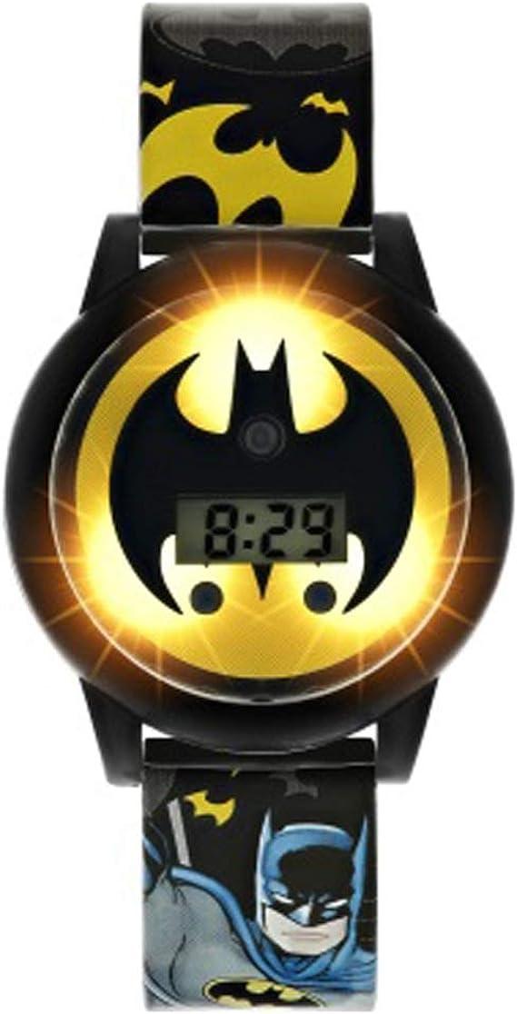 Batman Garçons Digital Montre avec Bracelet en PU BAT4668