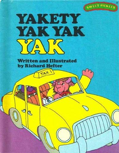Yakety Yak Sweet Pickles product image