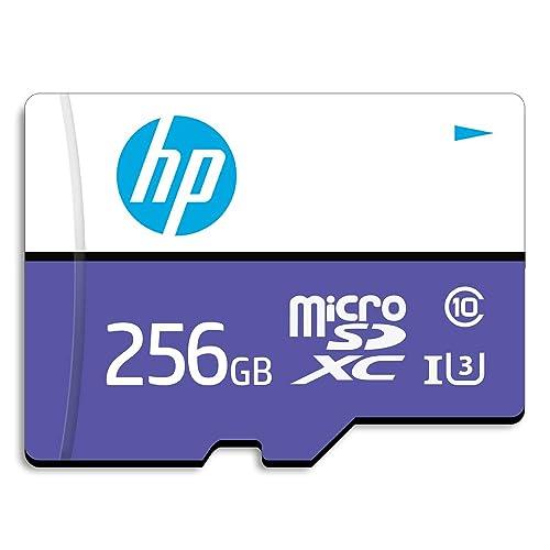 HP microSDXCカード 256GB HFUD256-1V31A