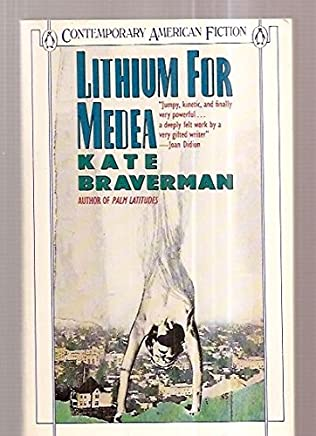 book cover of Lithium for Medea