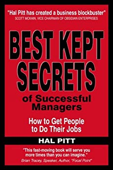 Best Kept Secrets of Successful Managers by [Hal Pitt]