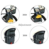 CyclingDeal Bicycle Kids Child Rear Baby Seat