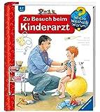 Ravensburger Kinder Sachbuch Wieso? Weshalb? Warum? - Zu Besuch beim Kinderarzt
