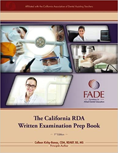 The California RDA Written Examination Prep Book 2nd