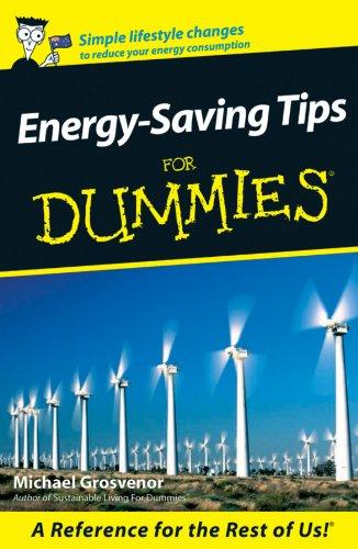 - Energy-Saving Tips For Dummies