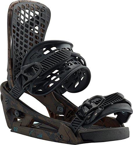 Burton Custom Bindings - Burton Genesis EST Snowboard Bindings Lucky Penny Sz L (10+)