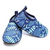 JIASUQI Baby Athletic Sneakers Water Skin Shoes
