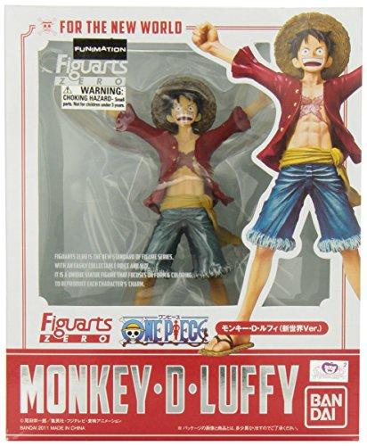 Bandai Monkey D. Luffy (New World Version) One Piece