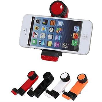 cosater supporto auto ventosa supporto auto per bocchette d' aria di ventilazione ventilazione universale supporto Phone Holder per iPhone, Samsung, Huawei, LG, ecc