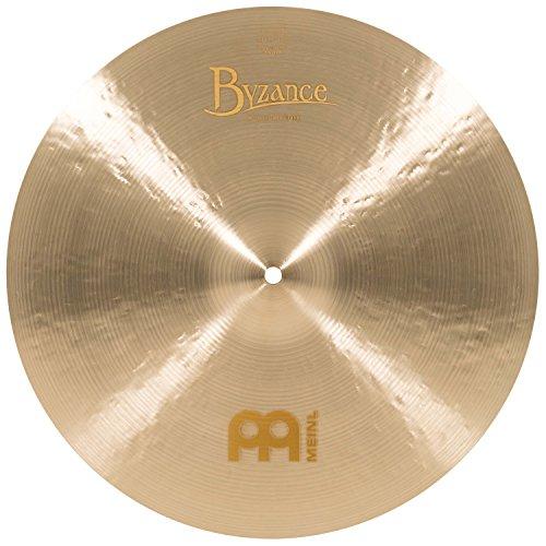- Meinl Cymbals B16JTC Byzance 16-Inch Jazz Thin Crash Cymbal (VIDEO)
