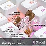 DIERYA Wireless 60% Mechanical Gaming Keyboard