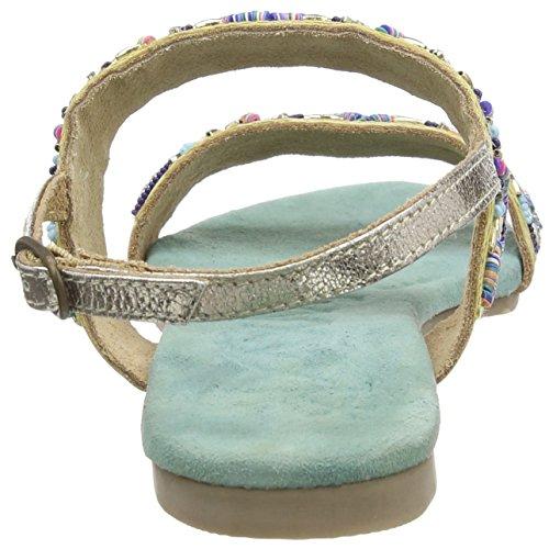 Cinturino Alla Caviglia Con Sandalo Da Donna Xyxyx Oro (oro Lt)