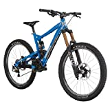 Diamondback Bicycles 2014 Scapegoat Full-Suspension Park Bike, 17-Inch/Medium, Blue