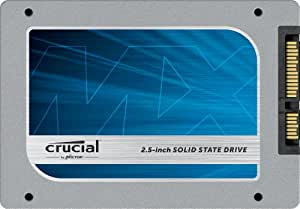 "Crucial MX100 256GB SATA 2.5"" 7mm (with 9.5mm adapter) Internal Solid State Drive CT256MX100SSD1"