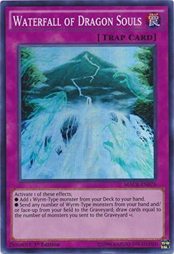 Maximum Crisis Waterfall of Dragon Souls MACR-EN078