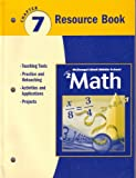 Middle School Math, Course 2, MCDOUGAL LITTEL, 0618268715