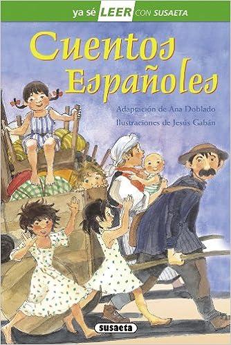 Cuentos Españoles (Leer con Susaeta - nivel 2)