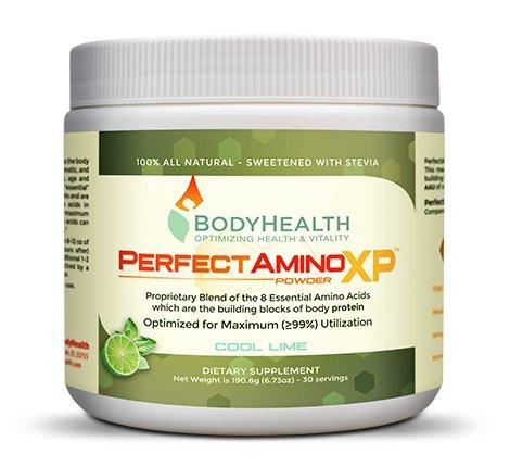 PerfectAmino XP 150 grams utilization