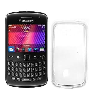Celly GELSKIN182 Funda Transparente funda para teléfono móvil - fundas para teléfonos móviles (Funda, Blackberry, 9350/9360/9370, Transparente)