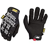 Mechanix Wear MG-05-010 Original Gloves, Black, Large