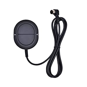 Fromann Oval 2 Button 5 Pin Okin Side Hand Control Handset for Power Recliner Lift Chairs