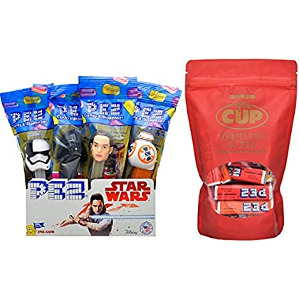 Pez Candies 3 Packs Of Pez Stacked Adult T Shirt