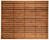 Teak Shower/Bath Mat (36'' x 30'')