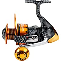 Fishing Reels- 12+1 BB, Light and Smooth Spinning Reels,...