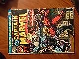 Captain Marvel #33 Thanos origin