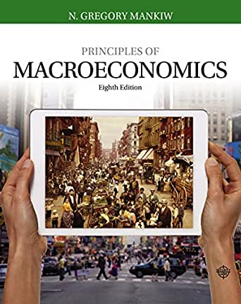 Macroeconomics (9th edition) - Mankiw - eBook