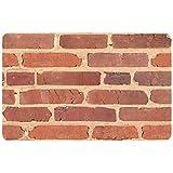 SKB family Photo Mat - Red Brick, 36'' x .5'' x 23'' x 4 lbs, Mat - 36 W x 23 D