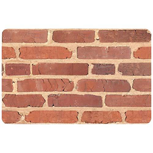SKB family Photo Mat - Red Brick, 36'' x .5'' x 23'' x 4 lbs, Mat - 36 W x 23 D by SKB family (Image #4)
