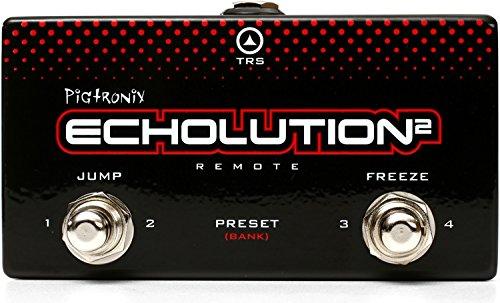 Pigtronix E2-R Echolution 2 Remote (Diamond Memory Lane Delay)