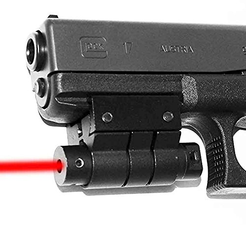 TRINITY Weaver Mounted RED dot Sight For WALTHER P22 QD, Class IIIa 635nM Less Than 5mW by Trinity