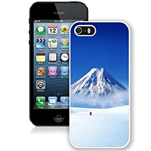 Snow Landscape (2) Durable High Quality iPhone 5S Phone Case