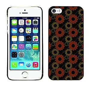 ZECASE Funda Carcasa Tapa Case Cover Para Apple iPhone 5 / 5S No.0002961