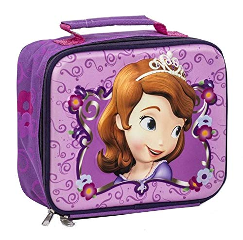 (Sofia The First 3d Lunch Bag)
