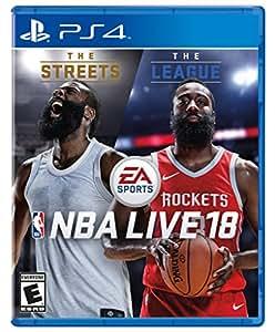 NBA Live 18 - PlayStation 4 - Standard Edition