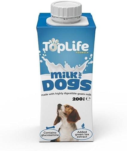 Toplife Formula Dog Milk 200ml Amazon Co Uk Grocery